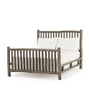 Rustic Bed King #4024