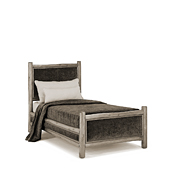Rustic Bed Twin #4700