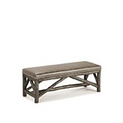 Rustic Bench #1113