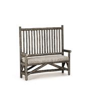Rustic Deacon's Bench #1149