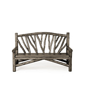 Rustic Bench #1500