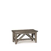 Rustic Bench #1518