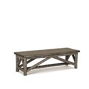 Rustic Bench #1522