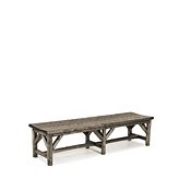 Rustic Bench #1526