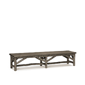 Rustic Bench #1528