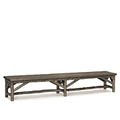 Rustic Bench #1530
