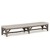 Rustic Bench #1536