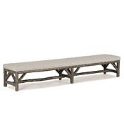 Rustic Bench #1536