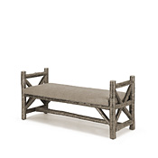 Rustic Bench #1588