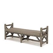 Rustic Bench #1592