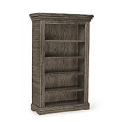 Rustic Four Shelf Bookcase #2080