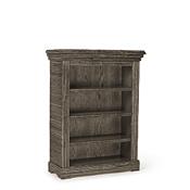 Rustic Three Shelf Bookcase #2082