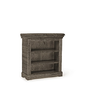 Rustic Two Shelf Bookcase #2084