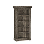 Rustic Bookcase with Four Adjustable Shelves #2204