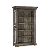 Rustic Bookcase with Four Adjustable Shelves #2507