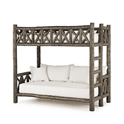 Rustic Bunk Bed (Ladder Right) #4257R