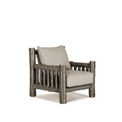 Rustic Lounge Chair #1276