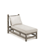 Rustic Chaise/Armless #1269