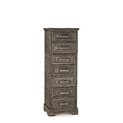 Rustic Seven Drawer Chest #2099