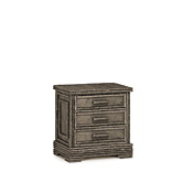 Rustic Three Drawer Chest #2159