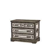 Rustic Three Drawer Chest #2560