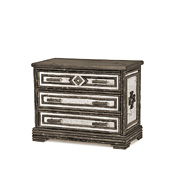 Rustic Three Drawer Chest #2562