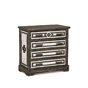Rustic Four Drawer Chest #2564