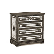 Rustic Four Drawer Chest #2566
