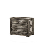 Rustic Three Drawer Chest #2568