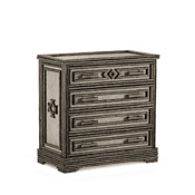 Rustic Four Drawer Chest #2574