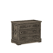 Rustic Three Drawer Chest #2576