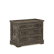 Rustic Three Drawer Chest #2578