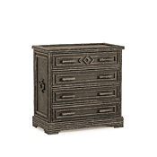Rustic Four Drawer Chest #2580