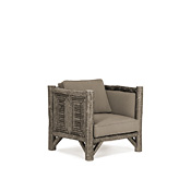 Rustic Club Chair #1224