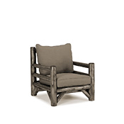 Rustic Lounge Chair #1248