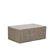 Rustic Coffee Table #3588