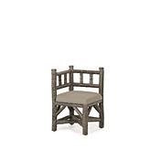 Rustic Corner Chair #1306