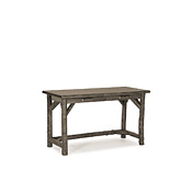 Rustic Desk with Pine Top #3198