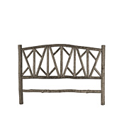 Rustic Headboard King #4052