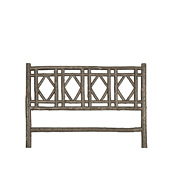 Rustic Headboard King #4723