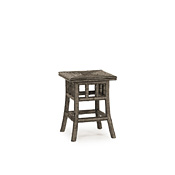 Rustic Table with Willow Top #3375