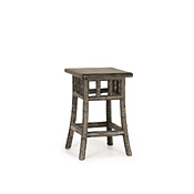 Rustic Table with Pine Top #3381