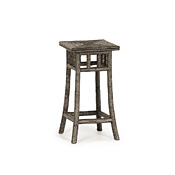 Rustic Table with Willow Top #3383