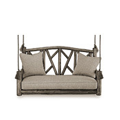 Rustic Porch Swing #1556