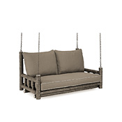 Rustic Porch Swing #1560