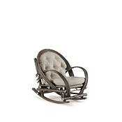 Rustic Rocking Chair #1034