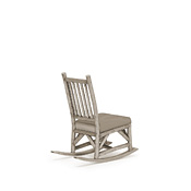 Rustic Rocking Chair #1195