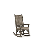 Rustic Rocking Chair #1642