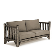 Rustic Loveseat #1272