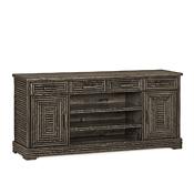 Rustic TV Cabinet #2586